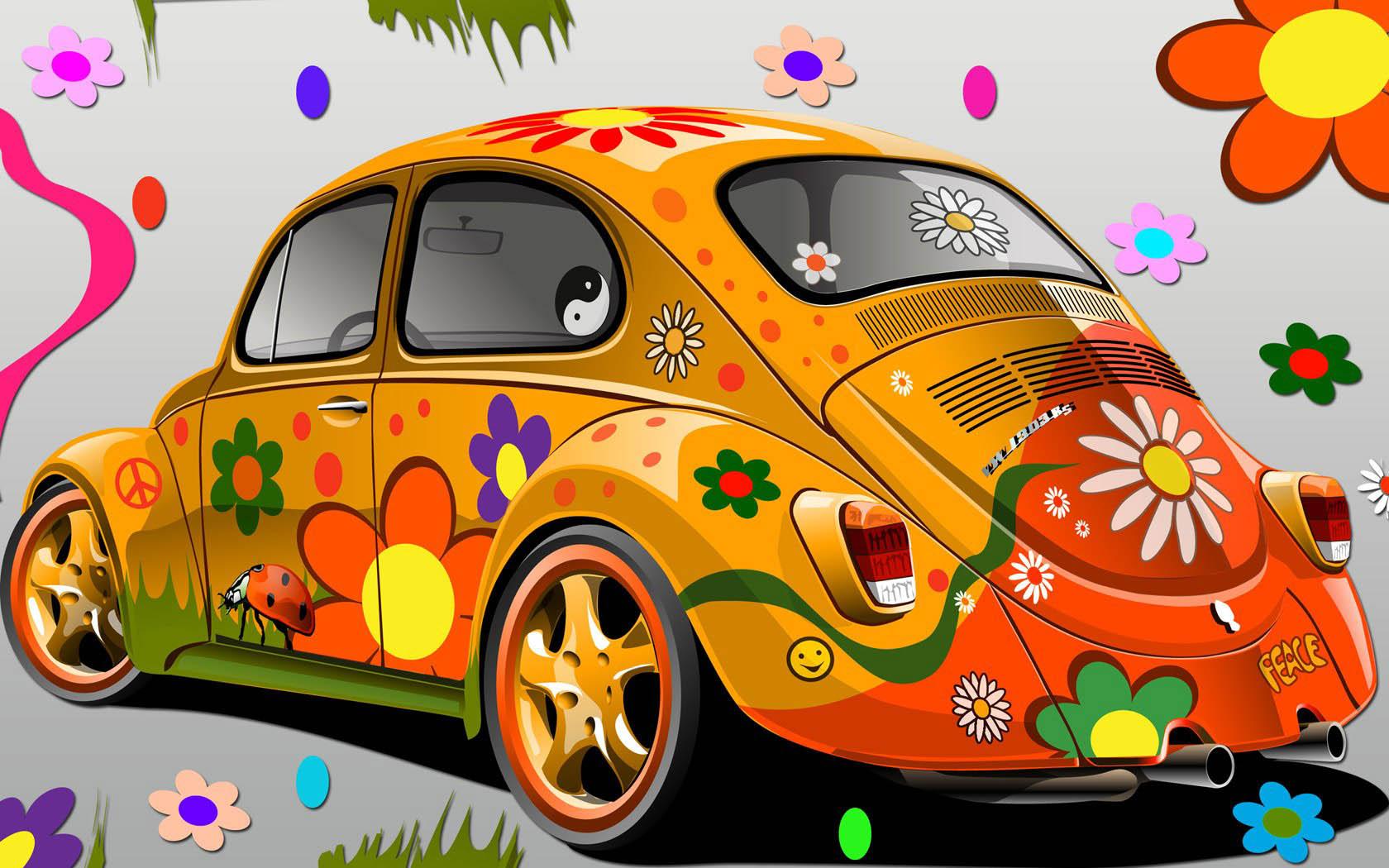 машина жук - Картинки 3D-Графика ...: pictar.ru/img-3d-kartinki-160-26005.htm