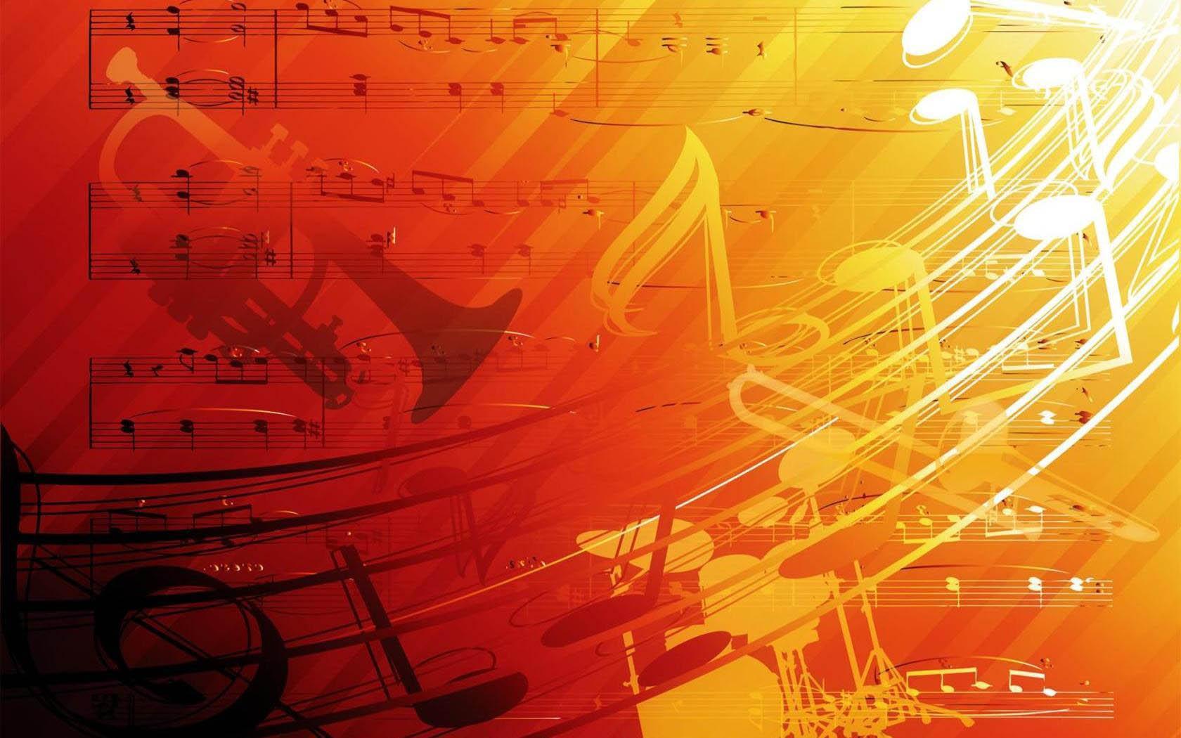 Музыкальные обои для рабочего стола бесплатно 12