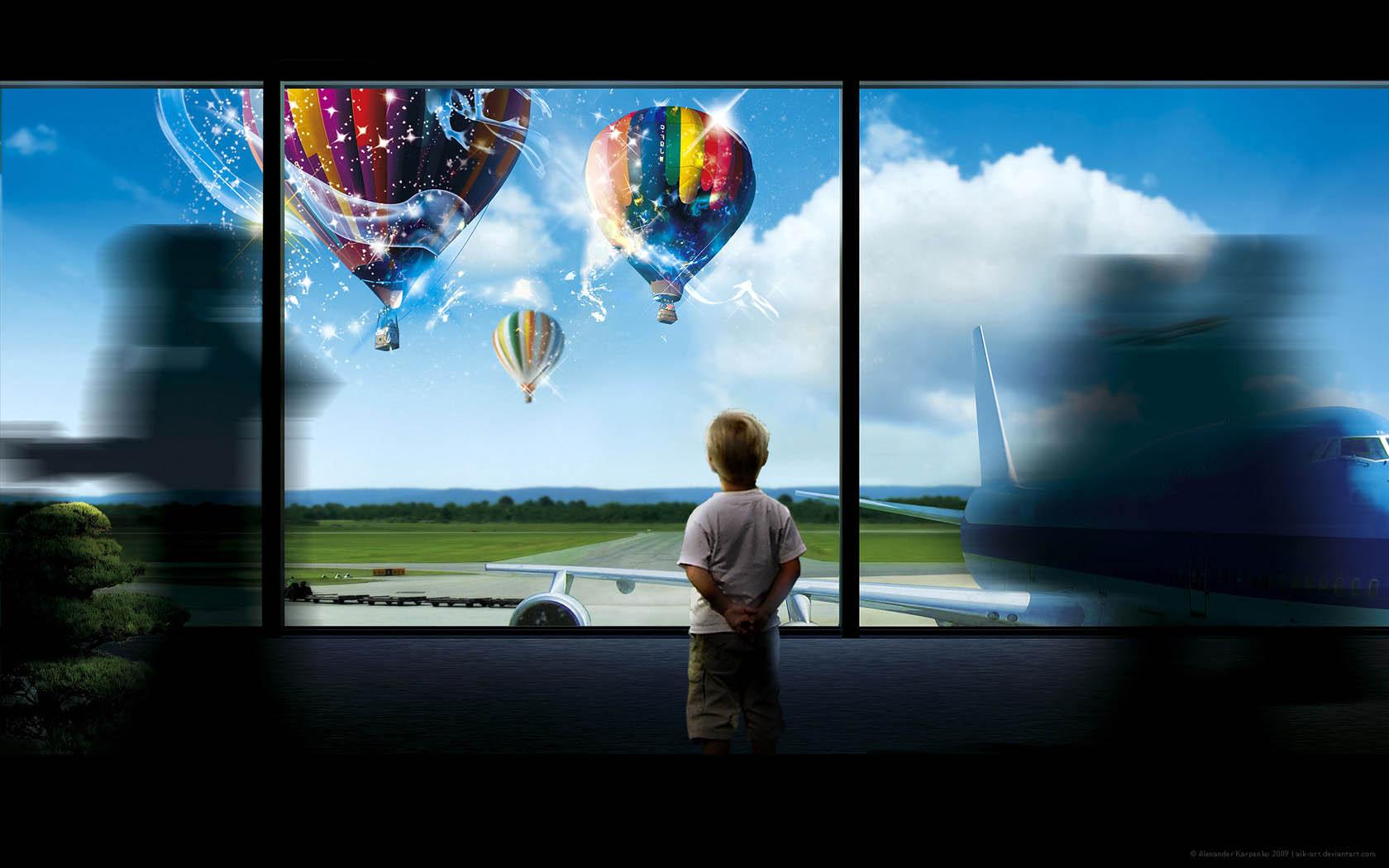 картинки с изображением воздушных шариков