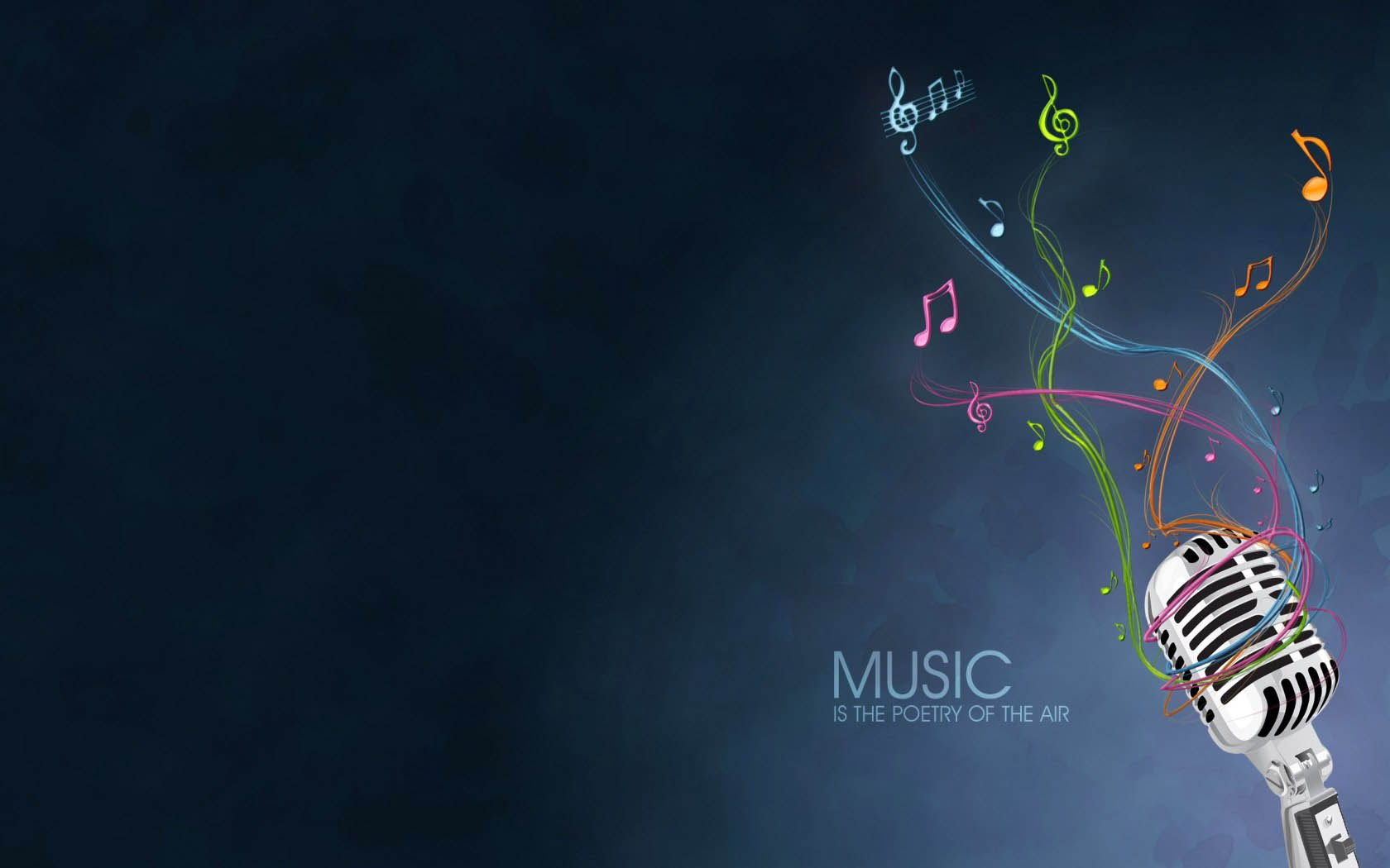 Country Music Stars Wallpaper: Картинка микрофон в 3д