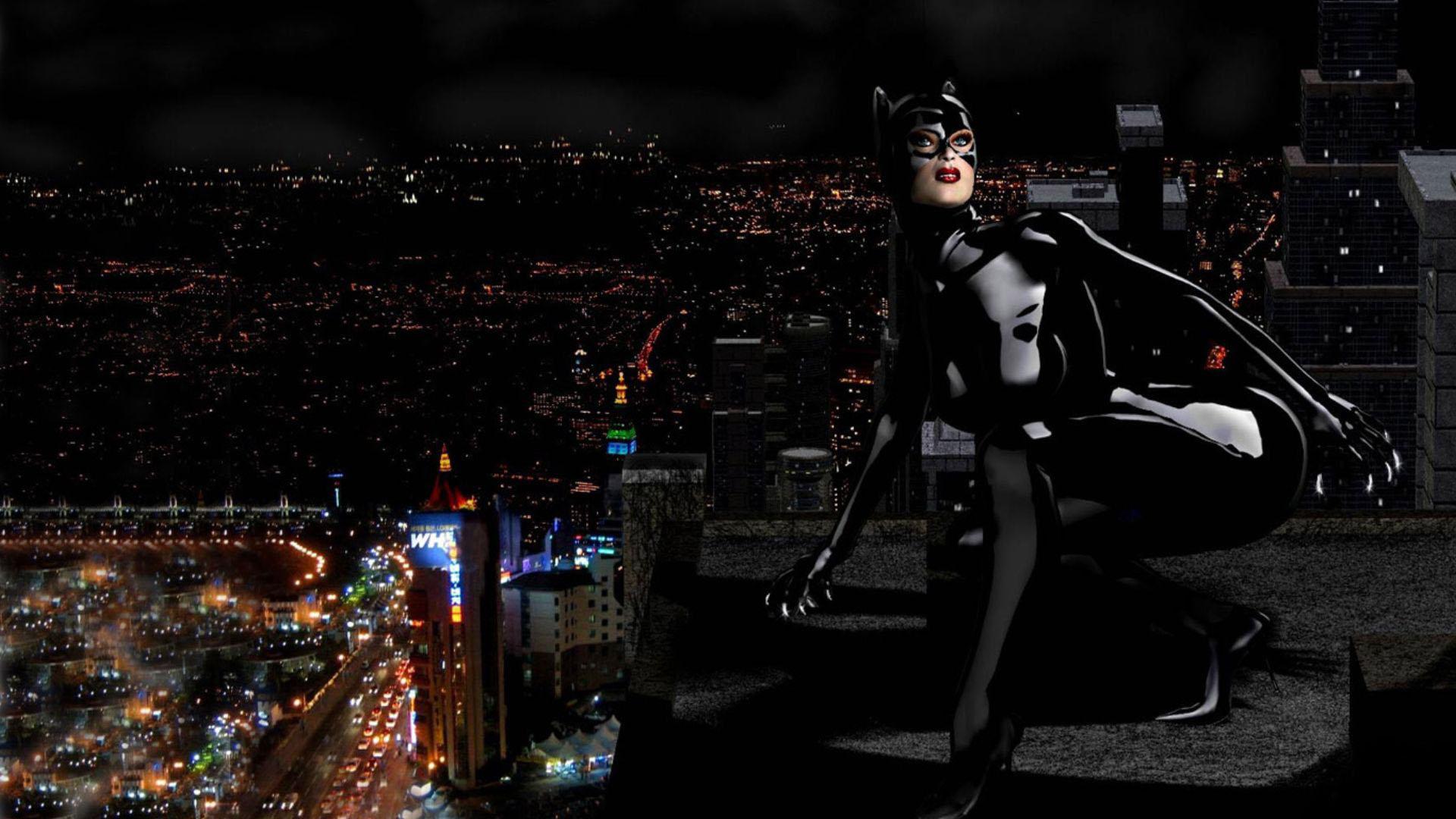 Catwoman xxx hd wallpaper adult film