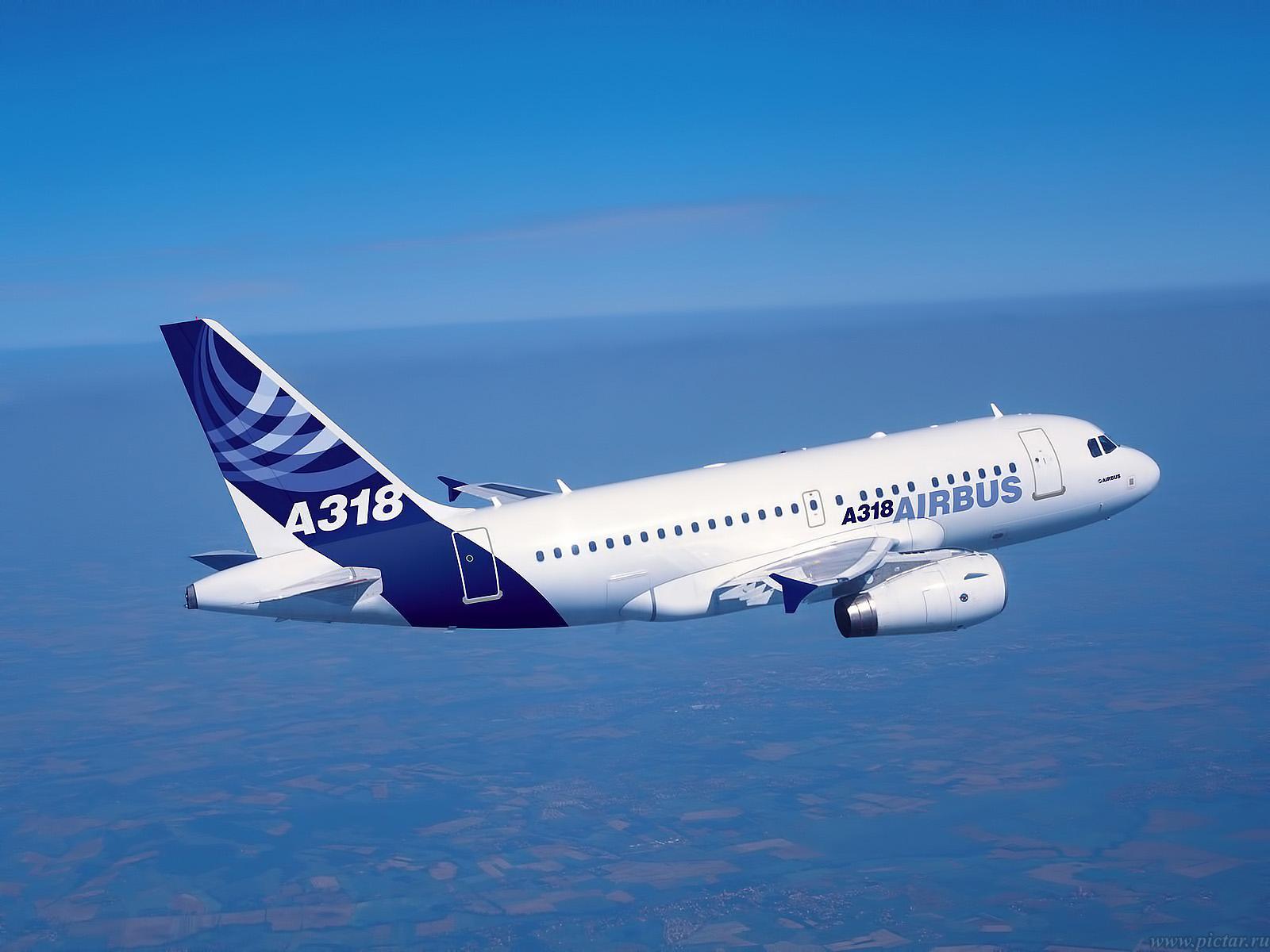 Пассажирские самолеты обои