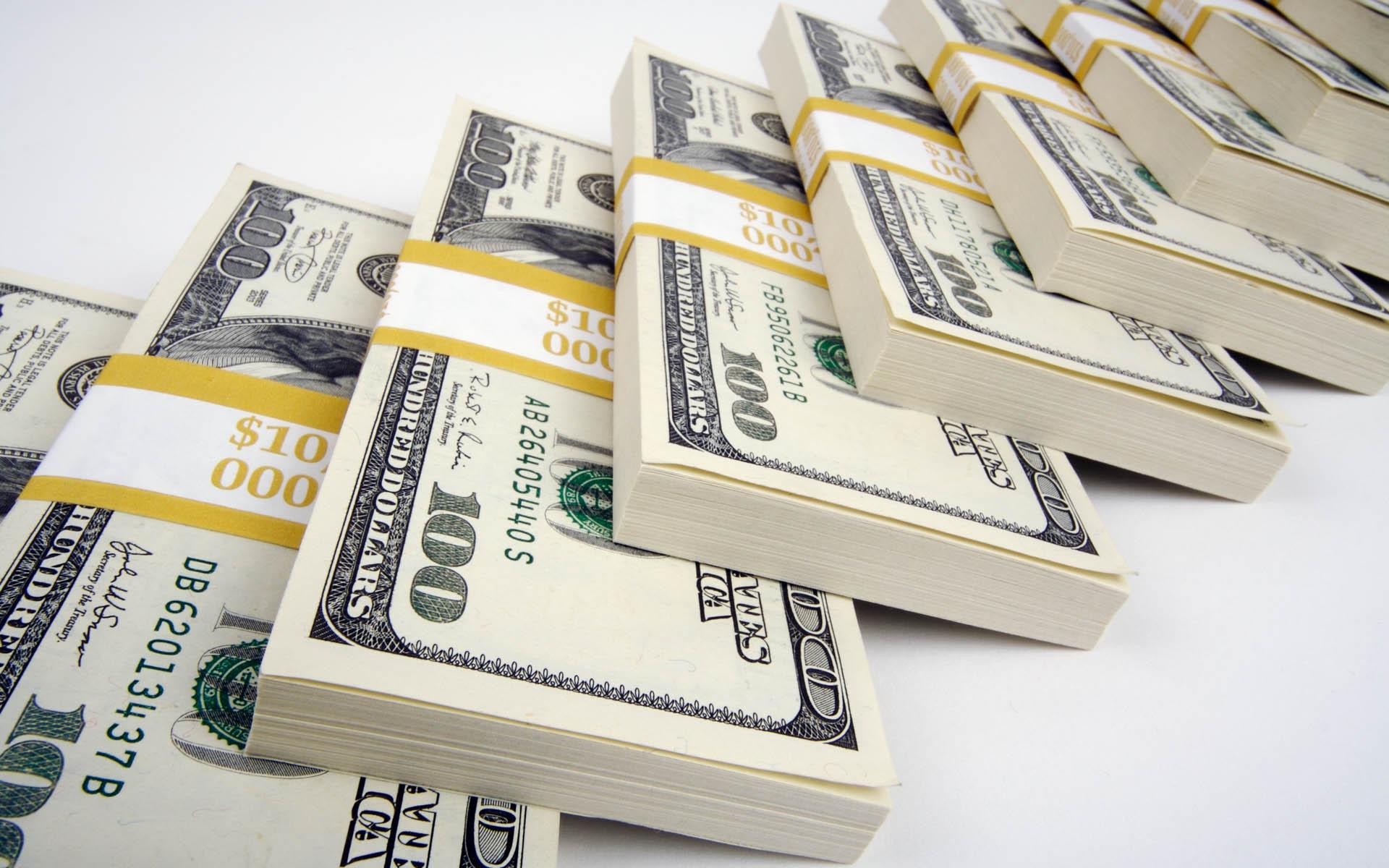 Картинка Разложенные пачки долларов - Картинки Деньги - Бесплатные ...