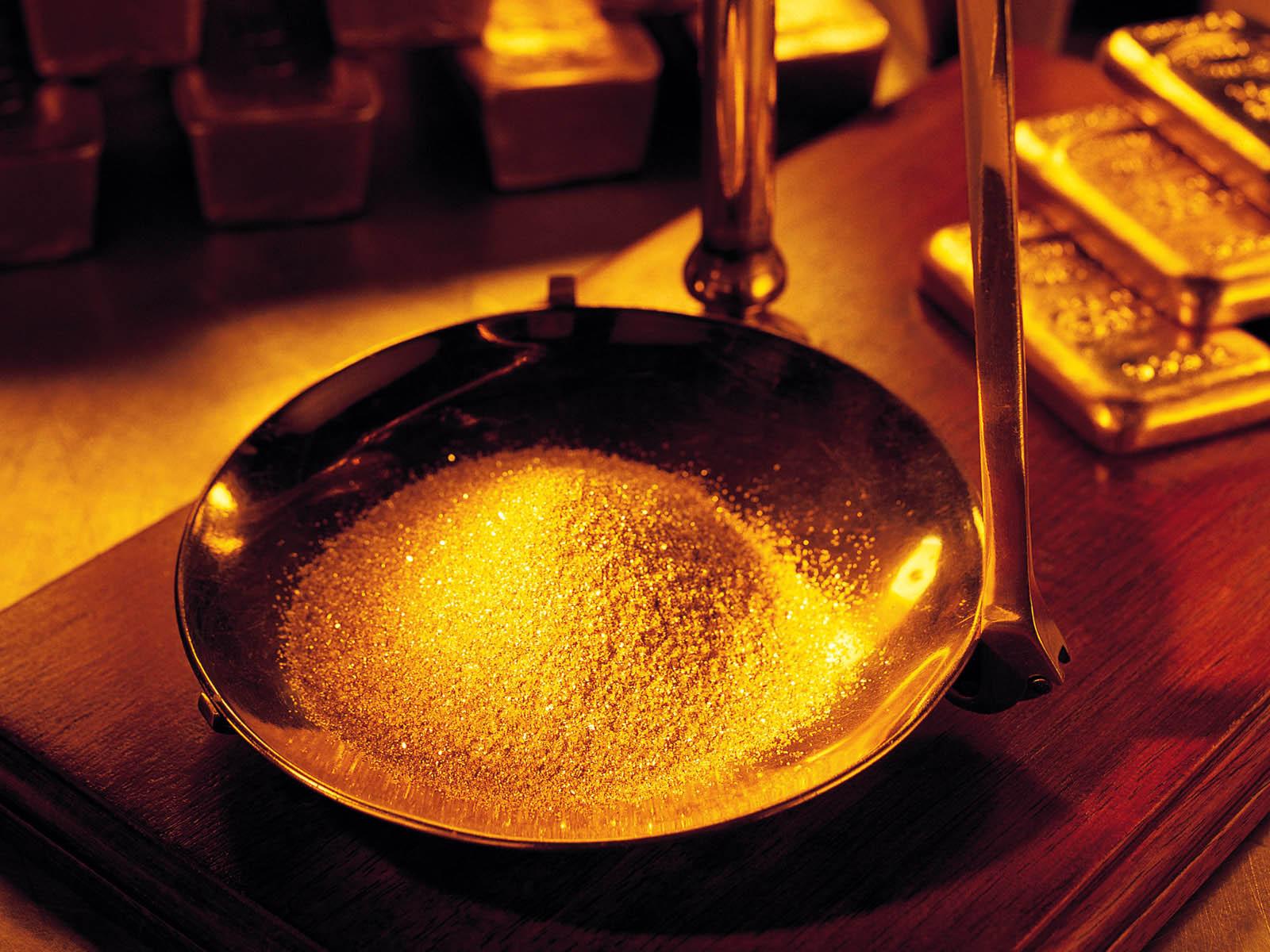 Добыча золота в домашних условиях из песка