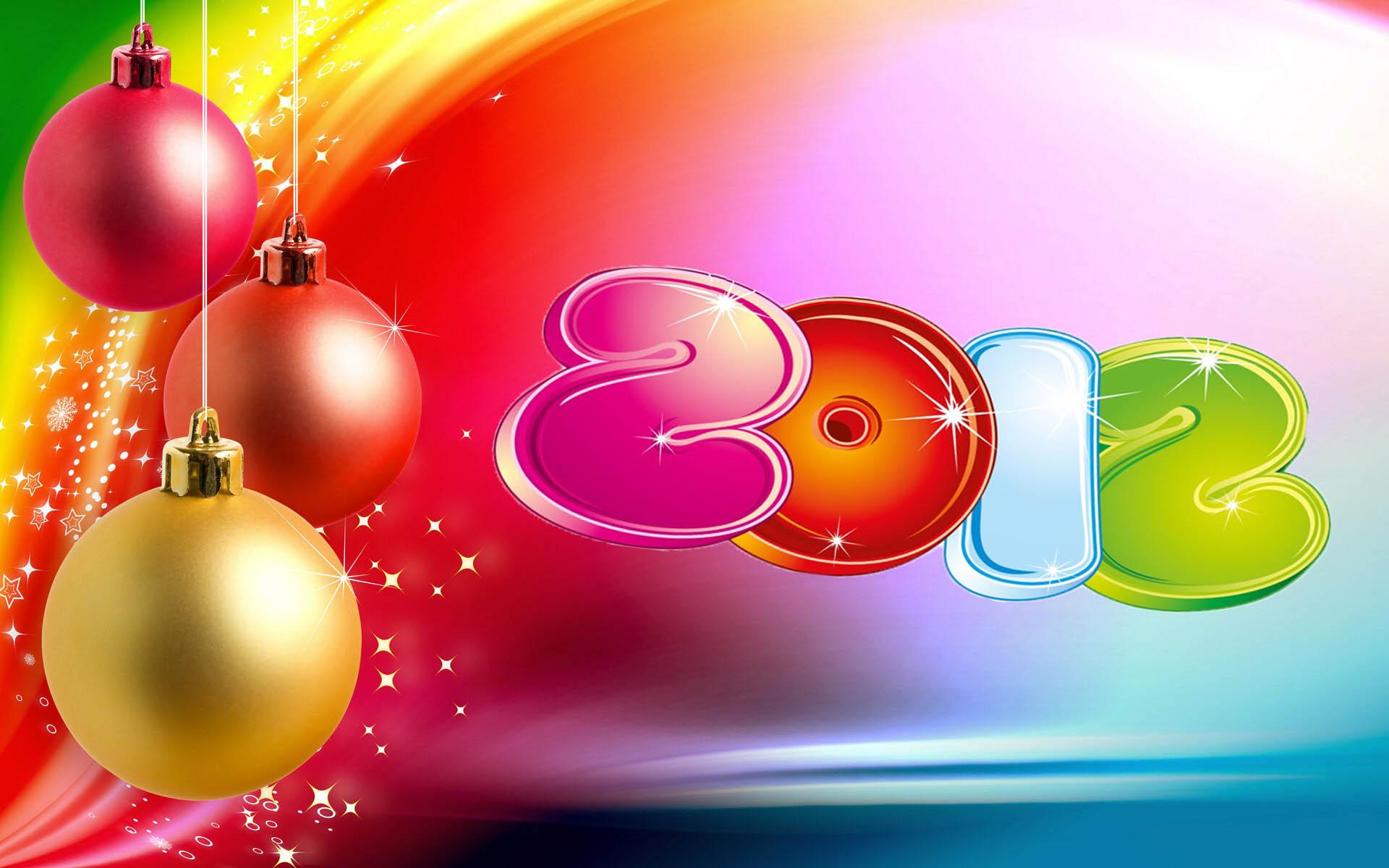 Картинки на рабочий стол New-years-2012