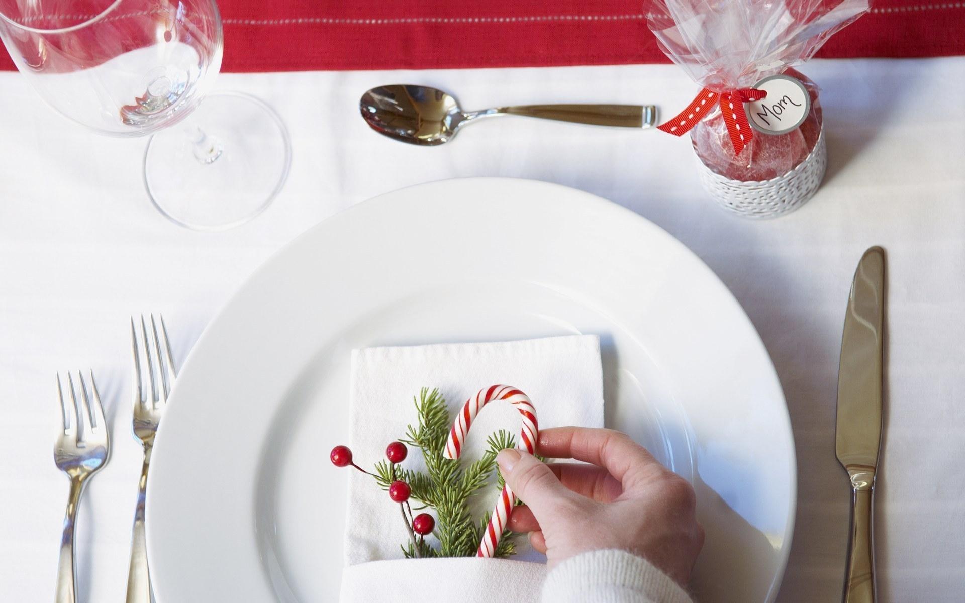 Как украсить посуду на новый год своими руками