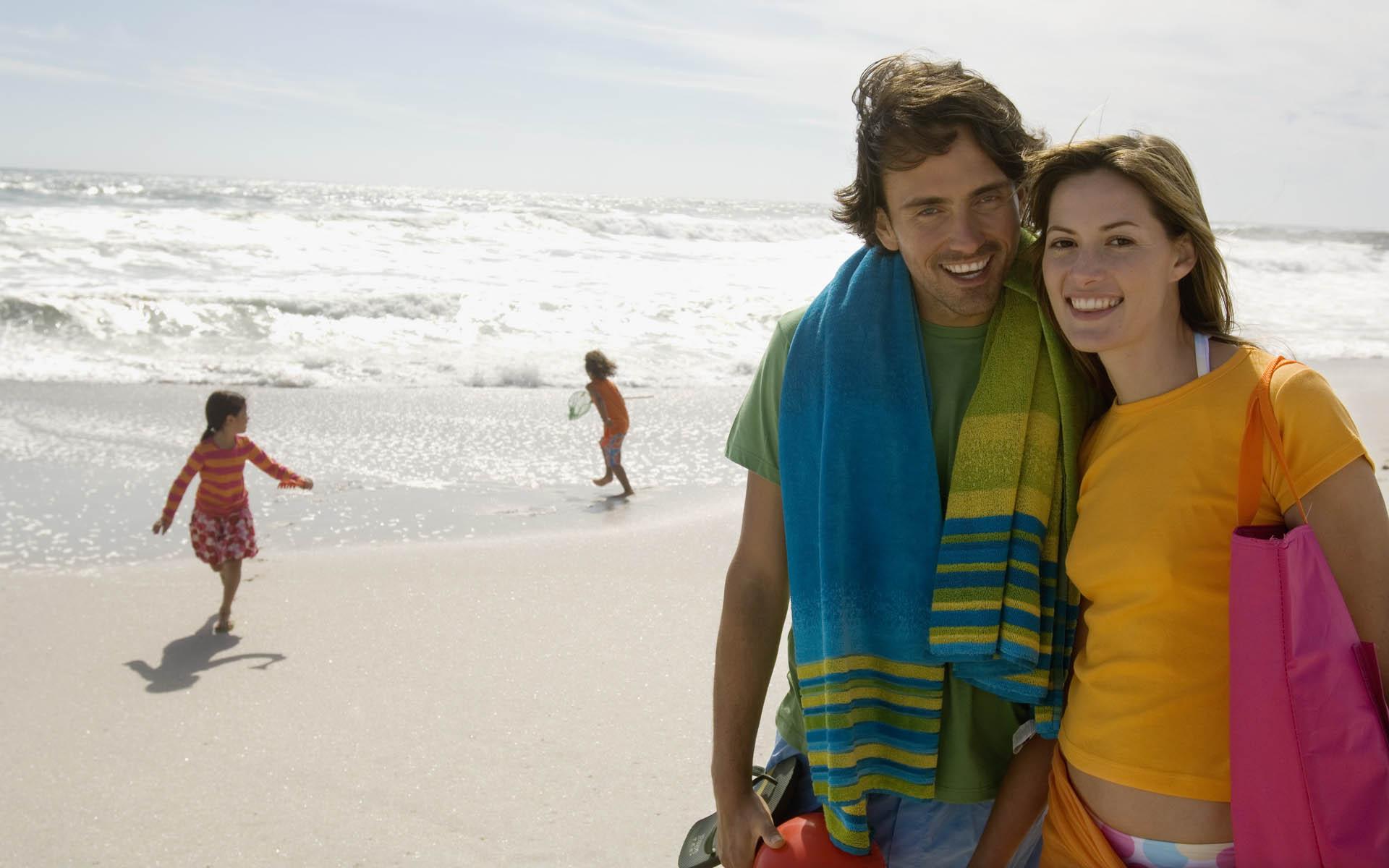 Семейное на пляже 16 фотография